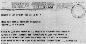 Malley Telegram